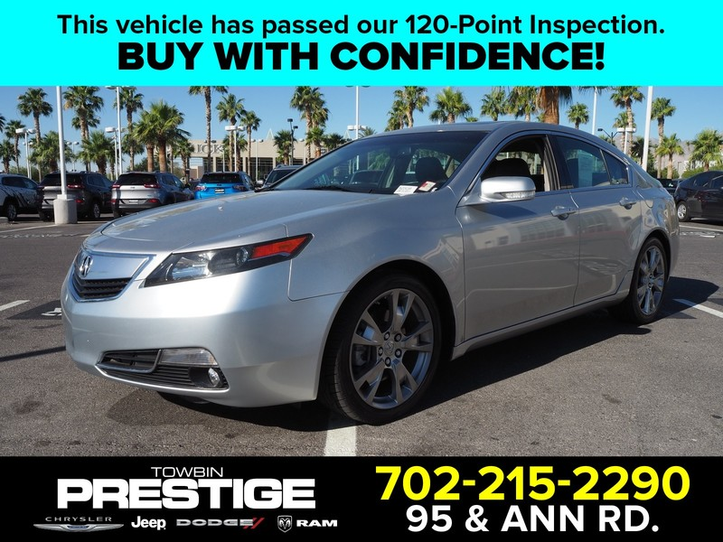 Pre-Owned 2012 Acura TL 4DR SDN AUTO SH-AWD ADVANCE