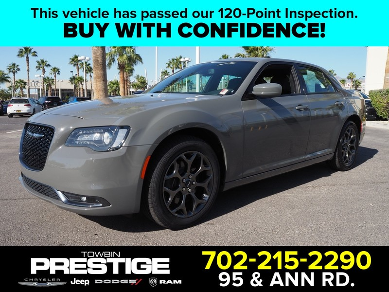 Pre-Owned 2017 CHRYSLER 300 300S AWD