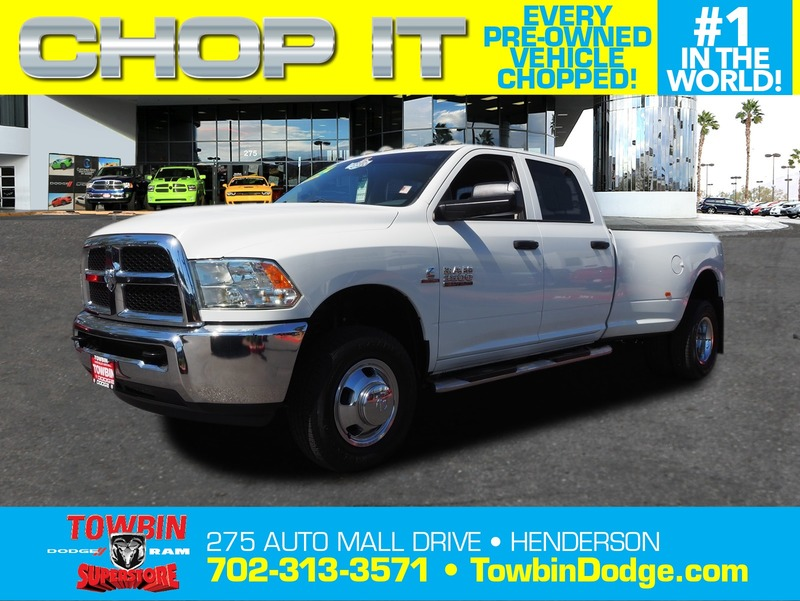 Pre-Owned 2016 RAM 3500 NOT_FOUND 4X4