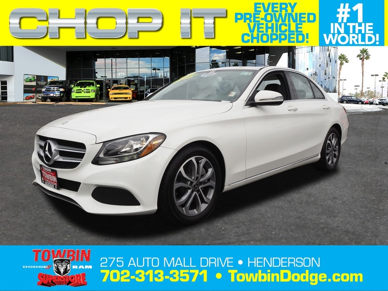 Pre-Owned 2017 MERCEDES-BENZ C300 SEDAN PREMIUM 1
