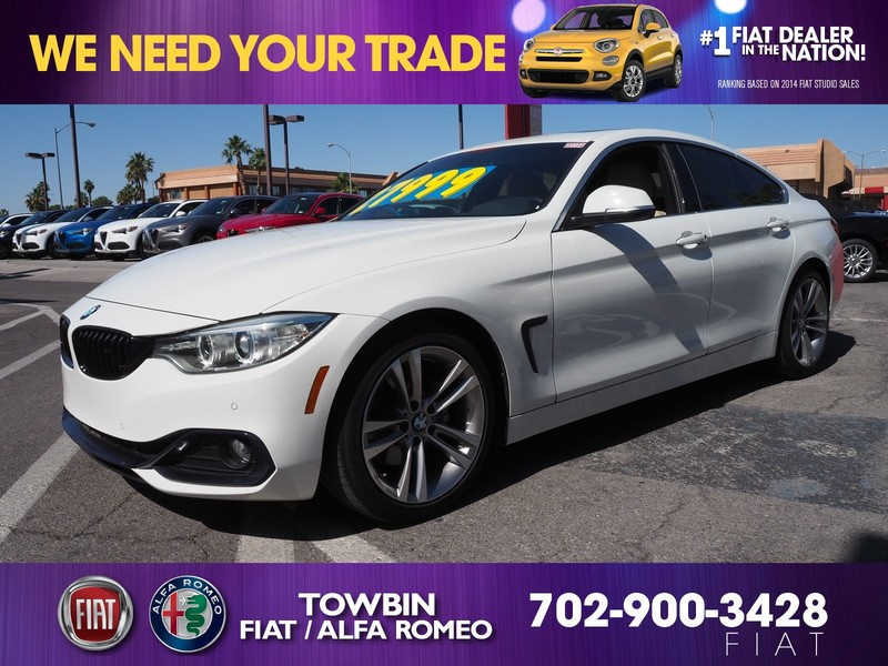 Pre-Owned 2016 BMW 428I GRAN COUPE BASE